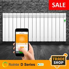 Rointe D Series DIW1600RAD - Delta 1600w Oil-Filled Electric Radiator & Wifi