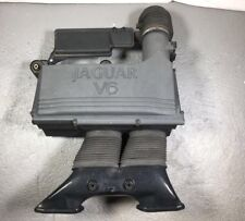 02-08 JAGUAR X-TYPE INTAKE AIR CLEANER FILTER BOX ASSEMBLY DUCT OEM D2