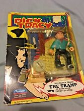 New, in Package, Playmates Dick Tracy The Tramp Action Figure