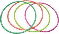 Giav toys – giochi infanzia HULA HOOP 80cm FLUO colori assortiti GV-0272