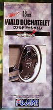 Jantes forêt Duchatelet 18 pouces incl. pneus, 1:24, Fujimi 193144