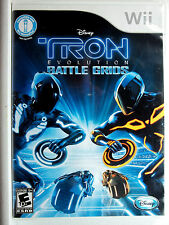 Tron Evolution - Battle Grids (Wii) Complete - Clean,Tested & Fast Shipping