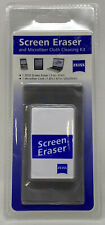 Zeiss LCD Screen Eraser & Microfiber Cloth Cleaning Kit