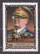 KOREA Pn. 1980 MNH** SC#2000 stamp,  Josip Broz Tito (1892-1980)