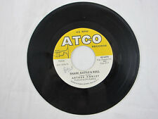 "Arthur Conley Vinyl 7"" 45 RPM Atco Records Shake Rattle Row Don't Have to See Me"