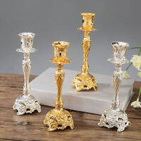 CW_ 2Pcs Candelabra Candle Stick Holder Table Centerpiece Home Party Bar Decorat