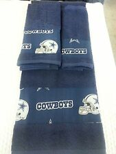 Dallas Cowboys 3 Piece Towel Set   All Teams Available Handmade  GREAT GIFT!!!!!
