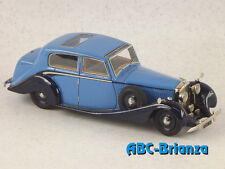 ABC Brianza - BENTLEY 4,25 LITRI OVERDRIVE HIGH VISION SALOON H.J.MULLINER 1/43