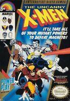 Nintendo NES Spiel - The Uncanny X-Men US Modul