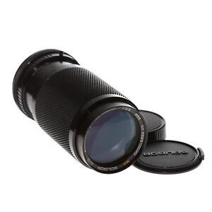 Soligor MC C/D 80-200mm 1:4,5 Telezoomobjektiv für Canon FD vom Händler