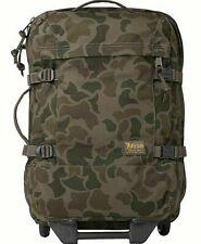FILSON Dryden 2-Wheel Camo Nylon Carry-On Bag Travel Luggage  NEW