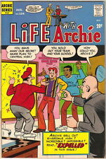Life With Archie Comic Book #124, Archie 1972 FINE/FINE+