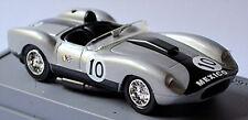 Ferrari TR 58/59 Mexico 1960 #10 argent argent métallique 1:43 ProgettoK
