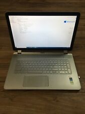 HP ENVY 17.3in. (Intel Core i7-8550U) FHD Touch Laptop - 17M-AE111DX