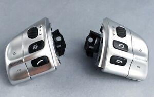 Porsche 987 997 MK1 Lenkrad Tiptronic Multifunction Schalter switch trim set