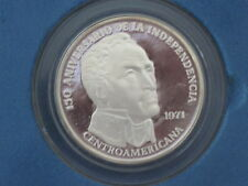 1971 Panama 20 Balboas Proof Sterling Silver Coin B5201