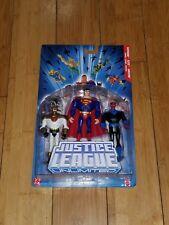 Justice League Unlimited Superman Aztec Sinestro Mattel Action Figure 1A H2604