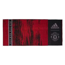 Manchester United Summer Football Beach Towel - Black  - Unisex