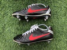 Nike Tiempo Legend Iv Elite Sg Botas de fútbol. Talla 8 Reino Unido
