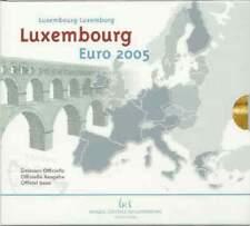Luxemburg BU set 2005 / 1 cent - 2 euro KMS