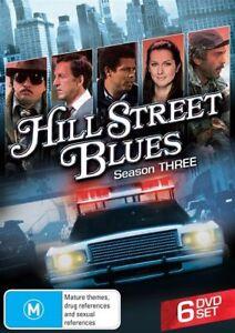 Hill Street Blues: Season 3 (DVD, 6-Disc Set) BRAND NEW!