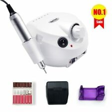 Electric Nail Drill Bit Set Mill Cutter Tips Machine Manicure Pedicure Accessory