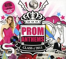 Prom Anthems Class Of 2011 - 3 CD Set - New & Sealed