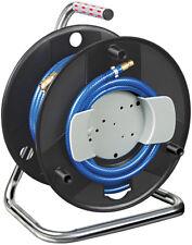 Brennenstuhl Druckluftschlauchtrommel Standard 20m Schlauch-Ø 6/12mm Armatur DIN