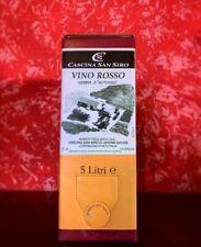 """BAG IN BOX NEBBIOLO 5lt """"vino rosso nebbia d'autunno""""- Cascina San Siro"""