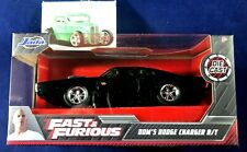 JADA Fast and Furious - DOM's Dodge Charger R/T - New 2020 - Free shipping