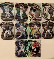 2020 Panini Select Baseball Scope Prizm Refractor 10x Lot Torres, Sale, DeGrom