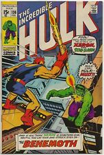 Incredible Hulk #136, 137 (Marvel 1971) VF-: Xeron the Starslayer