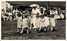 Clacton on Sea. Toddlers' Parade, John Groom's Orphanage.