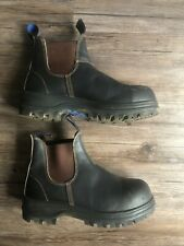 Blundstone Original 500 Series Mens Ankle Boot size 8 Brown