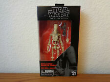 "Star Wars Black Series #83 Battle Droid 6"" Action Figure"