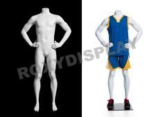 Headless Child Boy Sport Mannequin Standing Pose Display Dress form #Mz-Hef25
