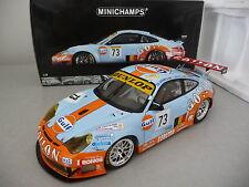 Porsche 911 GT3 RSR 24H LE MANS 2006 GULF - Minichamps 1/18
