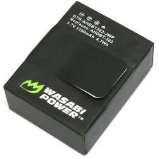 Replacement Battery for GoPro Hero3+, Hero 3 Go Pro Wasabi Power (1280mAh)