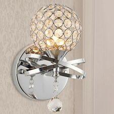 Modern Crystal Flush Mount Ceiling Chandelier Light Lamp Pendant Fixture Entry