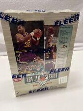 1993-94 Fleer NBA Jam Session Unopened Factory Sealed Box Michael Jordan