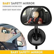 Car Baby Child Seat Inside Mirror View Back Safety Rear Ward Facing Care