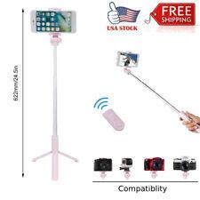 3 in 1 Wireless Bluetooth Selfie Stick Universal Tripod Extendable Remote Camera