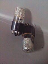 2x 6C5C / 6S5S / 6C5 / 6C5GT tubes NEW