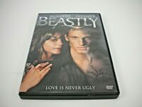 BEASTLY DVD (GENTLY PREOWNED)