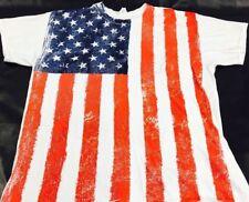 New listing American Flag shirt Usa Tee American Flag Tee July 4th shirt America shirt Usa L