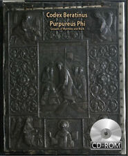 Codex Beratinus Purpureus Phi - Gospel Matthew & Mark Created 565 AD Manuscript