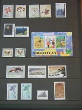 (X36) Faroe Islands Stamps MNH  AS SCAN  FOROYAR
