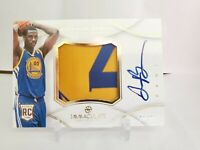 2012-13 Panini Immaculate Harrison Barnes Patch Auto 59/75 RC Rookie Card!!!