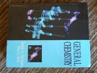 General Chemistry Hardcover Donald A. McQuarrie