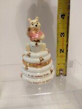 Lenox - Pooh's Honey Pot Treasure Box